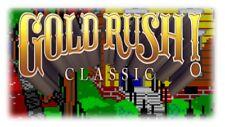 Gold Rush! Clásico Juego De Vapor ganar CD Gráficos de píxeles de aventura de acción clave digital