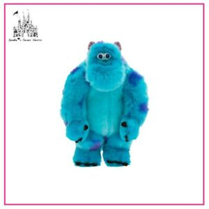 "DISNEY MONSTERS INC.UNIVERSITY SULLEY SMALL 12""/30.5cm PLUSH TOY NEW WITH TAG"