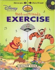 Pooh and Friends Exercise with CD (Audio),Laura Gates Galvin