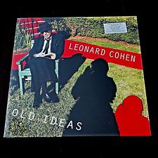 Leonard Cohen - OLD IDEAS, VINYL + CD, MADE IN USA, BRAND NEW & SEALED,LAST ONE!