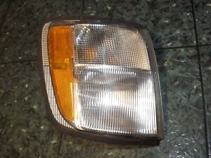OEM USDM 98-00 Isuzu Trooper front right passenger corner light lens lamp 3416 R