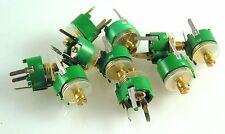 Parage Condensateur 2-22pf (Vert) PCB Mount 10 pieces OM1240