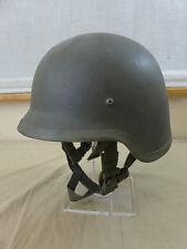 #358 Dänemark / US Kevlarhelm Gefechtshelm Combat Helmet Versuchshelm aus Museum