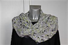 bonito pañuelo bufanda bufanda en viscosa KAPORAL 200 cms EXCELENTE ESTADO
