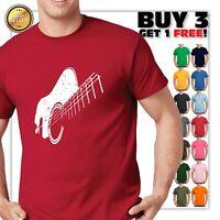 GREAT Acoustic Guitar T-Shirt Musician Tee Guitar Player Shirt