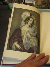 Ivanhoe Sir Walter Scott 1907 Jenson Society #/1000 Color Drawing of Rebecca