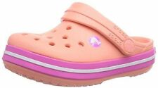 Crocs Slip - on Medium Width Synthetic Shoes for Girls