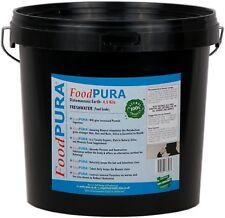 4.5KG Food Grade CODEX Diatomaceous Earth DE FoodPURA® Pure Fresh Water - Human
