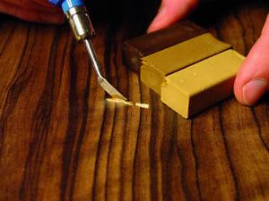 Konig Hardwax Hard Wax Furniture Wood Filler Scratch Repair Service Stick