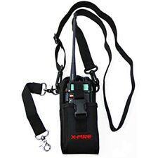 X Fire Radio Strap Firefighter Washable Ems Emt Shoulder Holder Duty Belt Combo