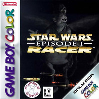Star Wars Episode 1 Racer - Nintendo Game Boy Color