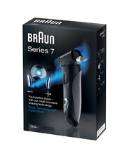 New Braun Series 7 Electric Foil Shaver Black Black 720 S 7