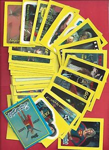 1984 Topps Supergirl Complete 44 Card sticker Set mint
