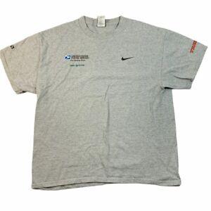 Vintage Nike United States Postal Service USPS Cycling Team tee shirt y2k 2000s