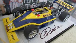 Carousel 1 Indy Eagle race car 1973 Sunoco Mark Donohue SIGNED by Roger Penske