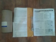 NOS Osram Germany Spectral Lamp Helium Edmunds Scientific Co.