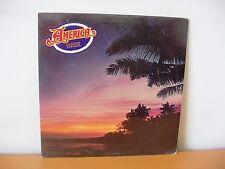 """AMERICA """"Harbor"""" original STILL SEALED VINYL LP from 1977 (WB BSK 3017)."""