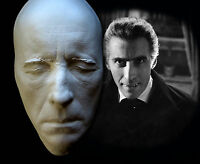 Christopher Lee Life Mask Cast Dracula Hammer Horror Star Wars Lord of the Rings