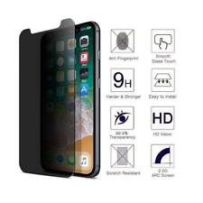 For Apple iPhone XS X 10 Anti Spy Privacy Tempered Glass Screen Protector Guard