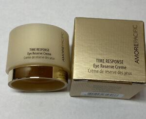 AMORE PACIFIC Time Response EYE Reserve Creme 0.1oz/3ml Travel Size NIB