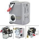 SquareD 135-175 PSI Air Compressor Pressure Switch Control Valve 9013FHG42J59M1X