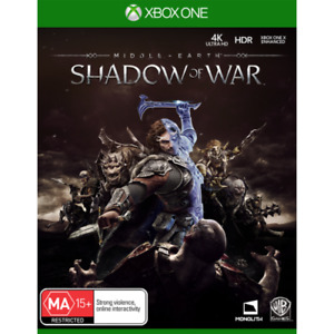 Middle-Earth: Shadow of War Xbox One aus game