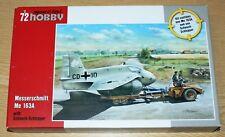 Messerschmitt Me 163A mit Scheuch-Schlepper von Special Hobby 1/72