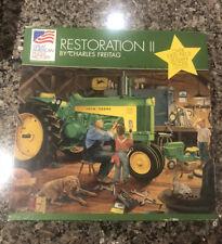 JOHN DEERE RESTORATION II 1000 PC. PUZZLE