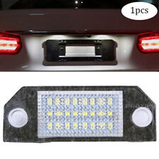 LED License Number Plate Light Lamp For Ford Focus MK2 C-MAX 03-08
