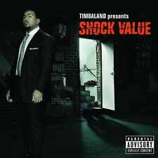 TIMBALAND - SHOCK VALUE  CD NEU