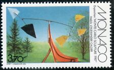 STAMP / TIMBRE DE MONACO N° 1578 **  ART / SCULTURE / RED CURLEY TAIL