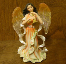 Angels Around Us AA911 ANGEL OF LEADERSHIP, NIB retired NEW From Retail Shop 6""