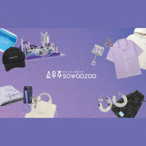 BTS 2021 MUSTER SOWOOZOO Official MD 2nd Pre-order + Tracking Number