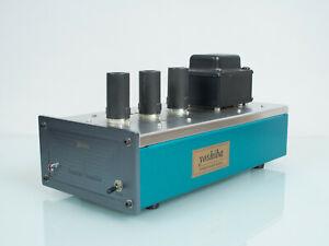Yoshiba Onkyo Vaccum Tube NF Type Phono Stage RIAA Equalizer Preamp 12AX7 ECC83