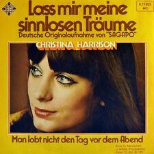 """7"""" christinarose Harrison May ex Love generazione lascia mi i miei... Circus sagapo 1976"""