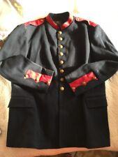 Double RL Ralph Lauren RRL Military Officers Coat Tunic Wool