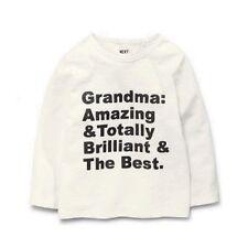 Next Girls' Novelty/Cartoon Long Sleeve Sleeve T-Shirts, Top & Shirts (2-16 Years)