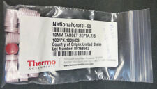 New in Package 10mm Autosampler Vial Septa 100QTY P/N C4010-60 Thermo Scientific
