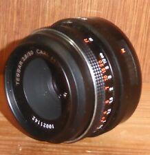 Carl Zeiss Tessar 50mm f2.8 lens, M42 mount, GWO