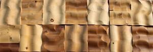 Wood Wall Panels, Reclaimed, Decorative, Wall Panels, Wall Tiles, 3D Wall Decor