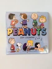 2004 Peanuts Mini Calendar, Snoopy, NIP, FREE SHIP