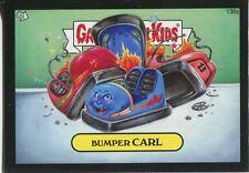 Garbage Pail Kids Mini Cards 2013 Black Parallel Base Card 138a Bumper CARL