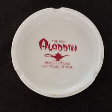 The New Aladdin Hotel & Casino Las Vegas Ashtray / Trinket / Change Dish: RARE