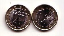 Italia 1 euro Uomo Vitruviano  2014 FDC