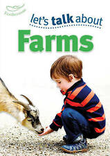 Let's Talk About Farms,Finlayson, Keri,New Book mon0000019044