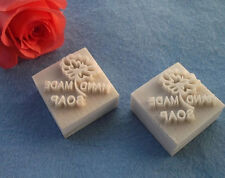 Lotus Handmade Soap Resin Seal Soap Stamp For Handmade Soap Candle Candy Stamp