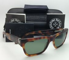 1ae0d97eb702 Polarized CHROME HEARTS Sunglasses PUMPINETHYL MBST Matte Tortoise w  Green  Lens