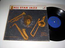 VARIOUS ARTISTS All Star Jazz PARIS Sarah Vaughan VG++