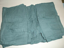 SURGICAL OPERATING ROOM FLAT SHEET 72 X 108 -US MILITARY HOSPITAL SHEET -12 PCS
