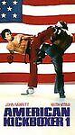 American Kickboxer 1 (VHS, 1995)